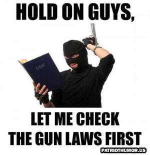 How Liberals Imagine Gun Control Works