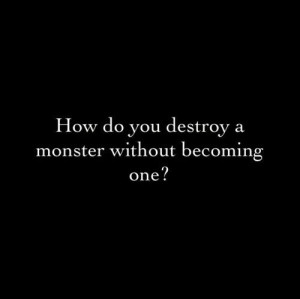 ... monsters quotes dark side writing inspiration foodforthought a quotes