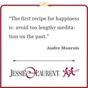 Andre Maurois Happiness Quote