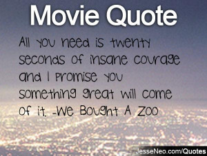 We Bought A Zoo Quotes Previous