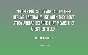 How To Put Study Abroad On A Resume