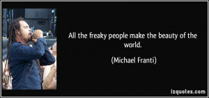 Freaky Quotes