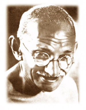 On January 30, 1948, Gandhi was shot and killed by a Hindu radical.