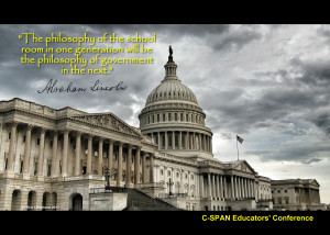 Capitol Photos with Historic Quotes by Lincoln and Jefferson