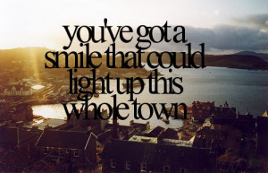 Smile, you're beautiful - nat-and-sara Photo