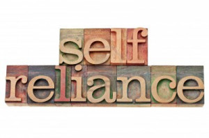 ... Home » Wellness » Spiritual » Spirituality: Learned Self Reliance