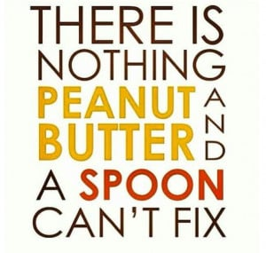 Mmmmm love me some peanut butter ♥