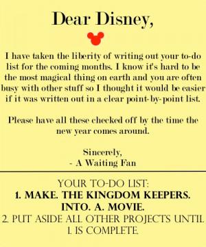 kingdom keepers movie