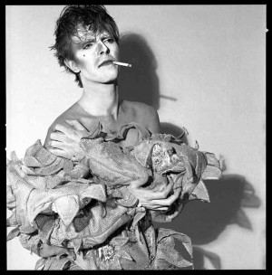 David Bowie, Scary Monsters (& Super Creeps), No. 7, 1980 © Brian ...