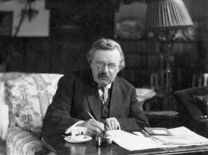 The Seven Most Popular G.K. Chesterton Quotes He Never Said