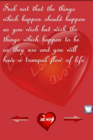 love quotes app quotesgram