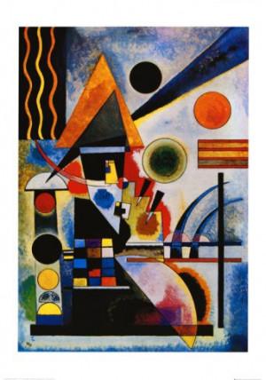 Wassily Kandinsky Balancement