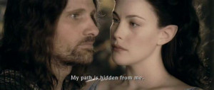 aragon and arwen photos | Sound file from the dialog list.