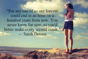 Eat Words: Kick Starting Sarah Dessen Week: Reasons to Fall in ...
