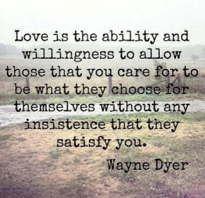 Selfless Love Credited Quoteko