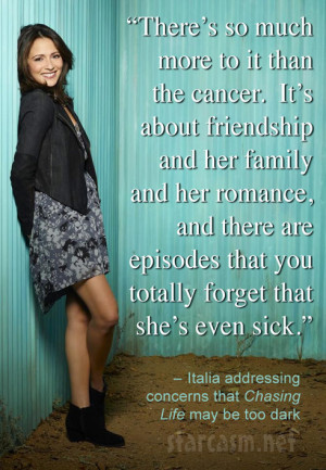 Chasing Life Quotes