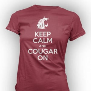 Cougar Women Quotes Keep calm and cougar on