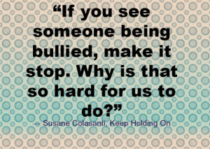 Cutters Anonymous stop bullying