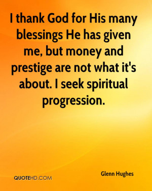 Quotes To Thank God For His Blessings ~ Thank God For His Blessings ...