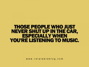 so please stfu   Quotes