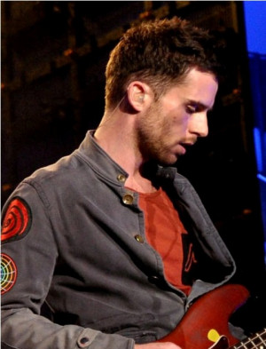 Thread: Classify Scottish bassist Guy Berryman