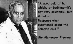 More of quotes gallery for Alexander Fleming's quotes