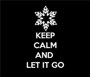 Vinyl-Keep-Calm-And-Let-It-Go-Frozen-Poster-Quotes-Wall-Decals-Cute ...