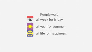 sun minimalistic white multicolor text quotes patterns summer funny ...