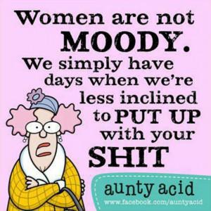 Well Said Aunty Acid Lol Picture