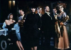 Watch Your Back When You Spot these Clue Characters