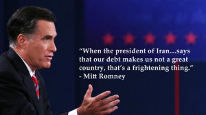 Notable quotes from the final presidential debate