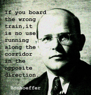 Dietrich Bonhoeffer (born 1906) was executed on this day, April 9, in ...