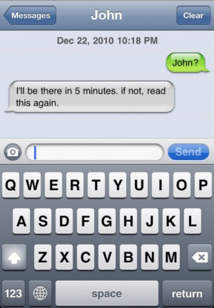 Funny Text Messages | Funny Quote