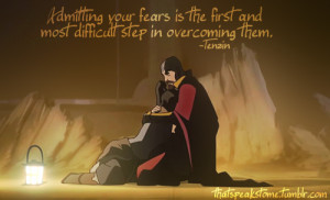Legend of Korra Quotes