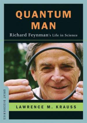 Lawrence Krauss - Quantum Man
