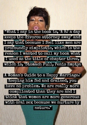 Niecy Nash Gives Marriage Advice….. But Is This Good Advice ?!