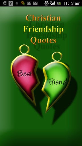 View bigger - Christian Friendship Quotes for Android screenshot