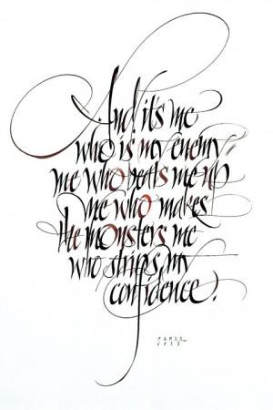 John Calligraphy