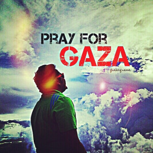 Pray For Gaza Quotes