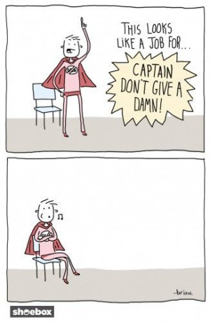 Captain Don't Give a Damn