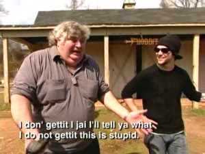 ... his own show. Go watch Viva La Bam on MTV.com and orgasm in laughter