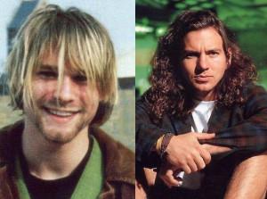 Dec 4, 1994 Eddie Vedder pauses when asked if