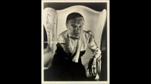Maria Ouspenskaya - Inscribed Photograph Signed