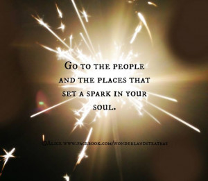 Nourish your Soul by connecting with positive people & situations!!
