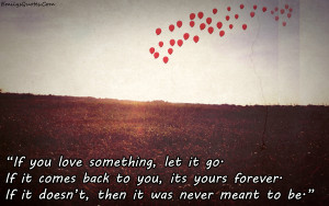 ... .Com - love, free, inspirational, letting go, loneliness, moving on