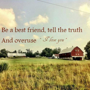 Love You Country Song Quotes