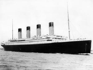 100 Años de la Tragedia del Titanic.