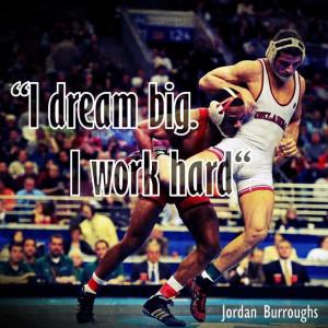 Jordan Burroughs. Future Olympic gold medalist. I believe!