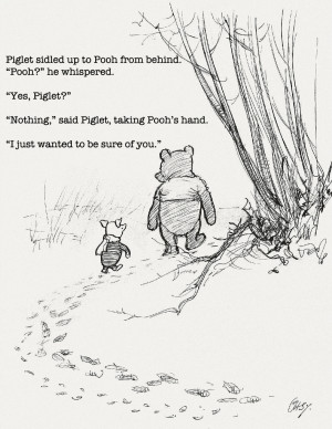 Winnie The Pooh And Piglet Quotes About Love (1)