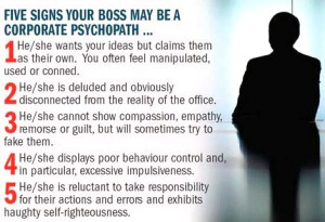 The Toxic Boss